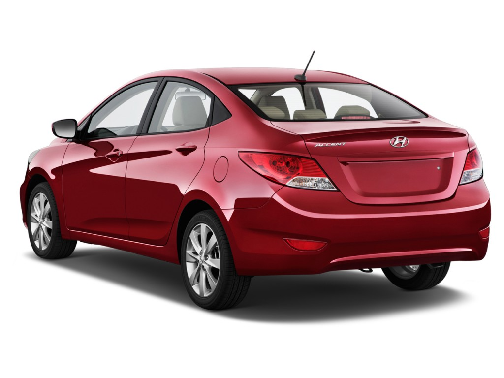 2013 Hyundai Accent Pictures Photos Gallery Motorauthority