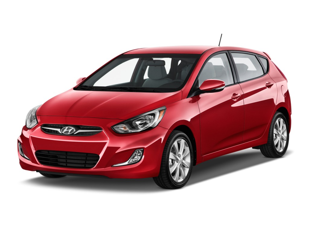 2013 Hyundai Accent Pictures Photos Gallery Green Car