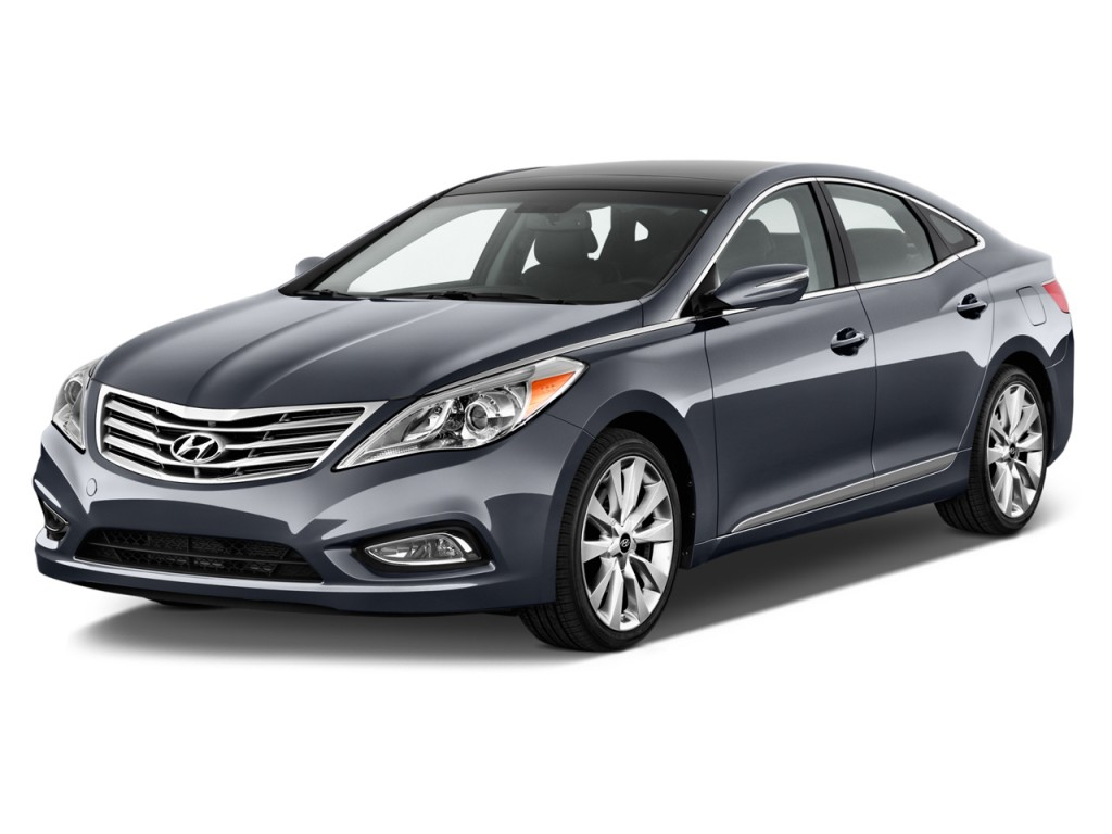 2013 Hyundai Azera Sedan