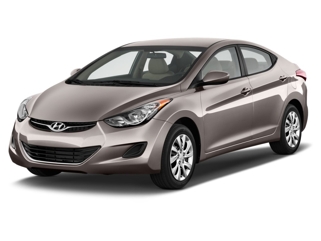 Image 2013 Hyundai Elantra 4 Door Sedan Auto Gls Alabama