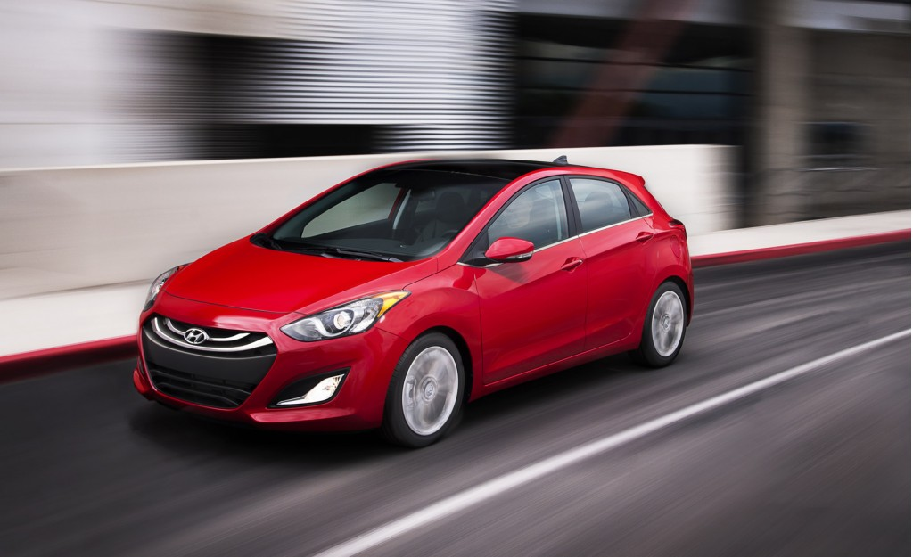 2013 hyundai elantra gt priced from 19 170. Black Bedroom Furniture Sets. Home Design Ideas