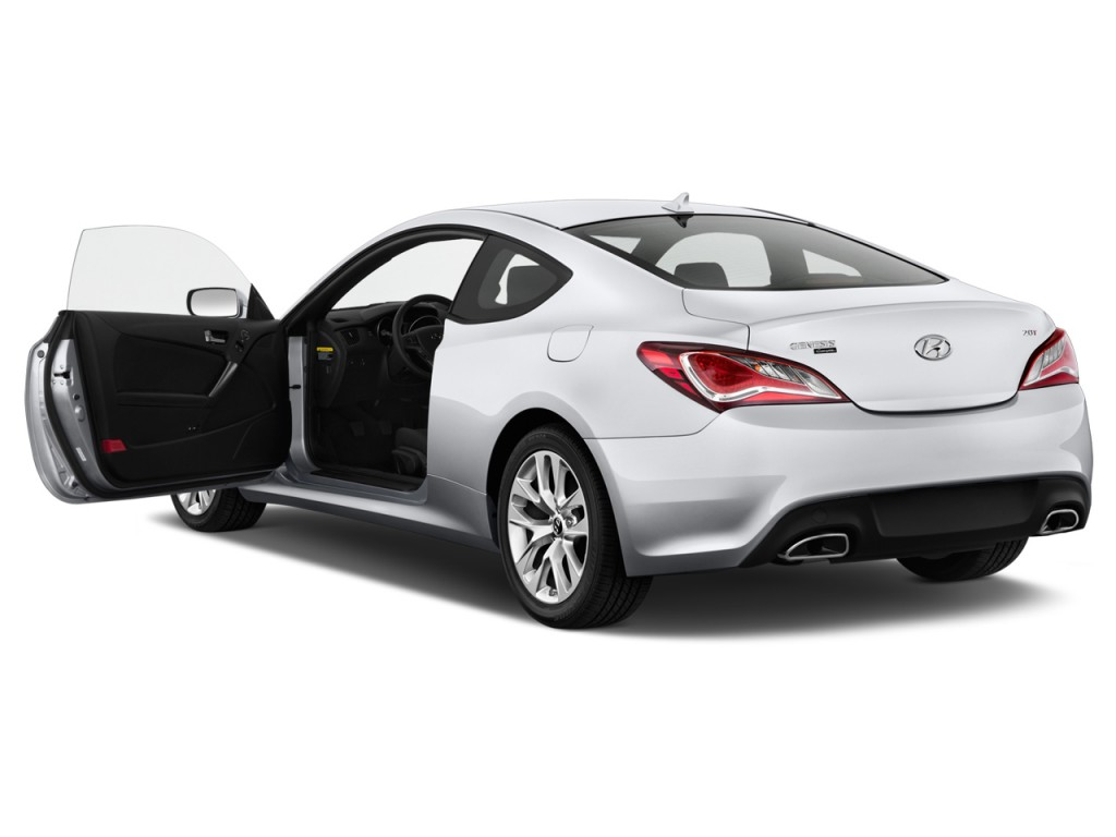 Image 2013 hyundai genesis coupe 2 door i4 2 0t auto open for Door 2 door cars