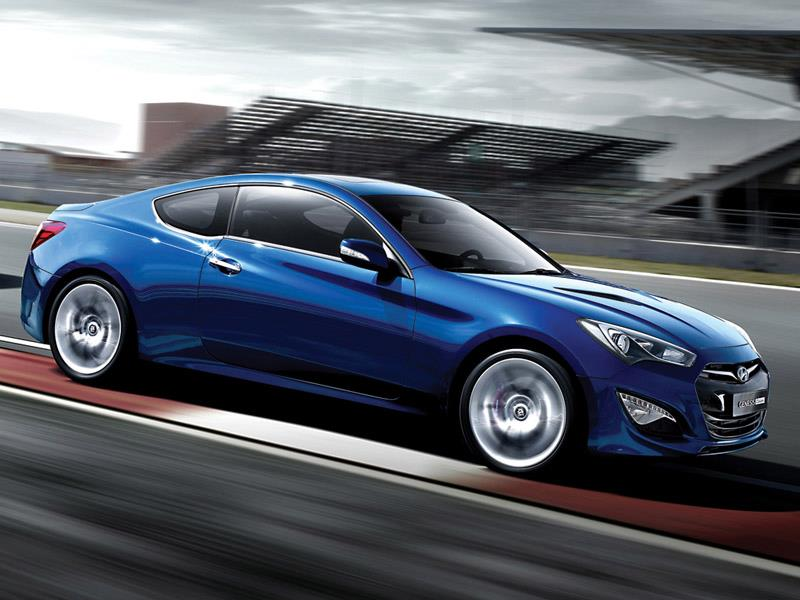2013 Hyundai Genesis Coupe Powertrain Specs Revealed