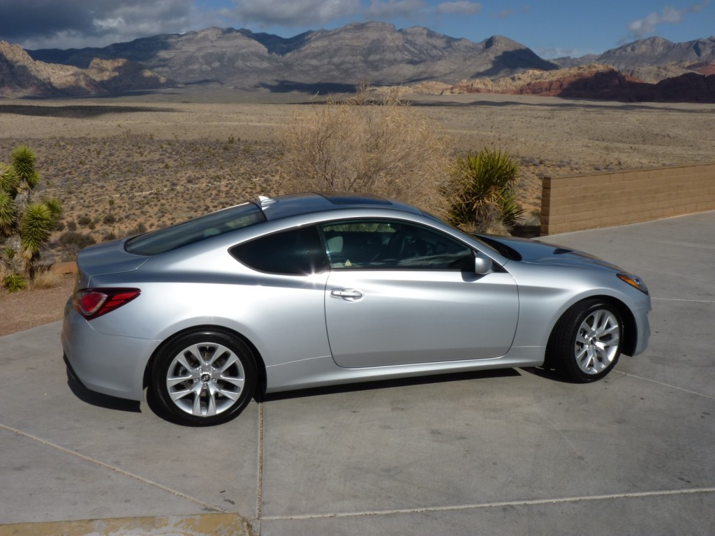 2013 Hyundai Genesis Coupe First Drive
