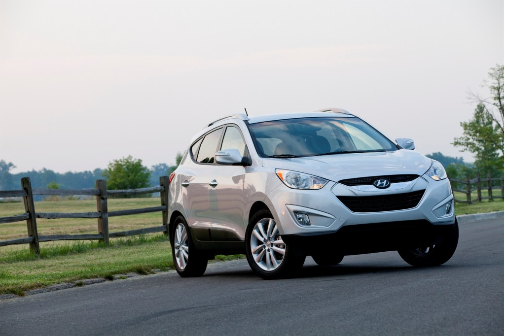 2013 Hyundai Tucson Pictures Photos Gallery Motorauthority
