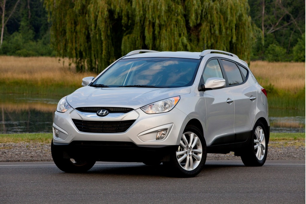 2014 Hyundai Tucson.  Photo …