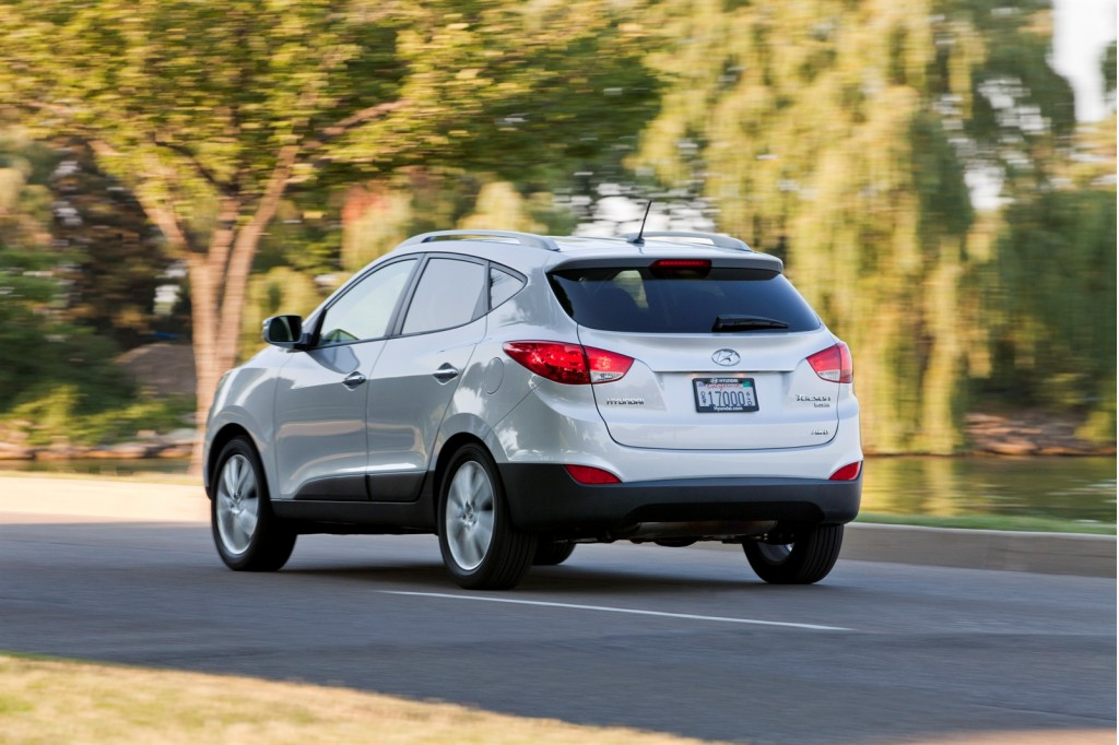 2013 hyundai tucson pictures photos gallery motorauthority. Black Bedroom Furniture Sets. Home Design Ideas