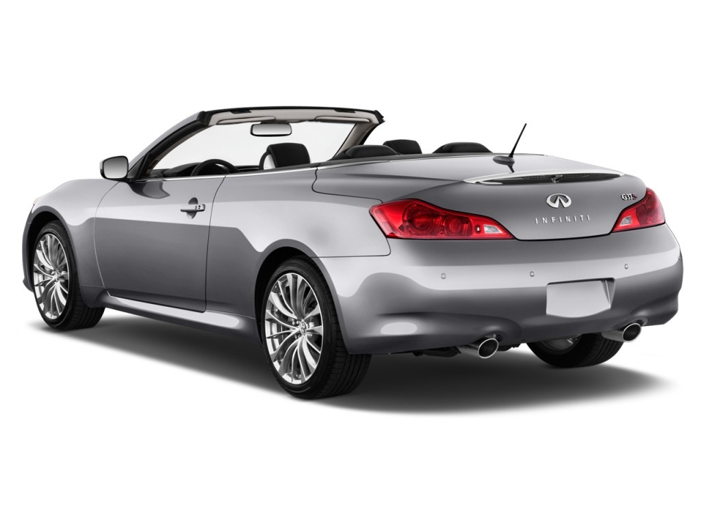 2013 Infiniti G37 Convertible Pictures/Photos Gallery - MotorAuthority