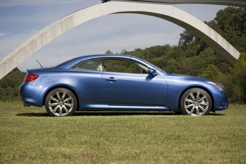 2013 infiniti g37 convertible pictures photos gallery motorauthority. Black Bedroom Furniture Sets. Home Design Ideas