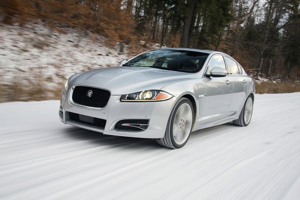 2013 Jaguar XF Pictures/Photos Gallery - Green Car Reports