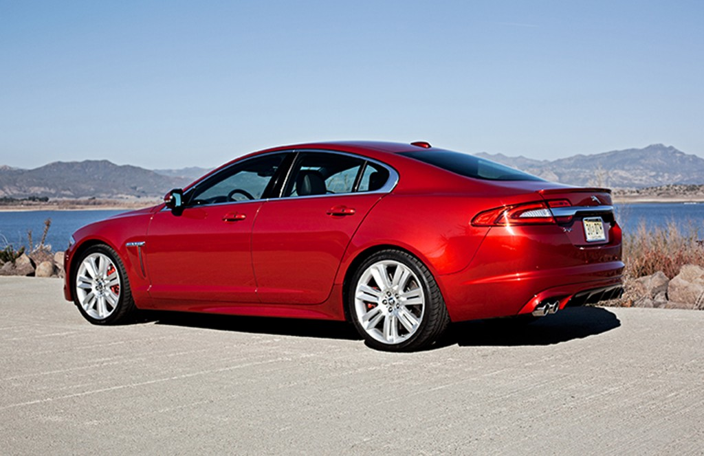 2013 Jaguar Xf Pictures Photos Gallery Motorauthority