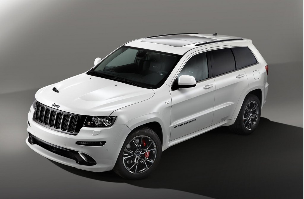 jeep grand cherokee srt8 limited edition wrangler moab 2012 paris auto show. Black Bedroom Furniture Sets. Home Design Ideas