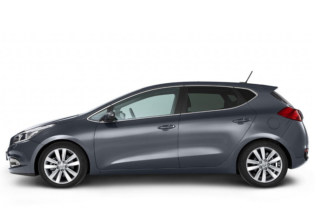 Kia Ceed Engine >> Kia Cee'd Hatchback Revealed Ahead Of 2012 Geneva Motor Show