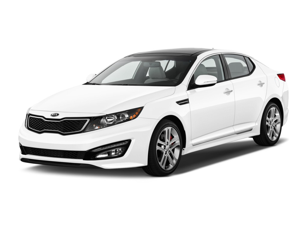 2013 Kia Optima Pictures Photos Gallery Green Car Reports