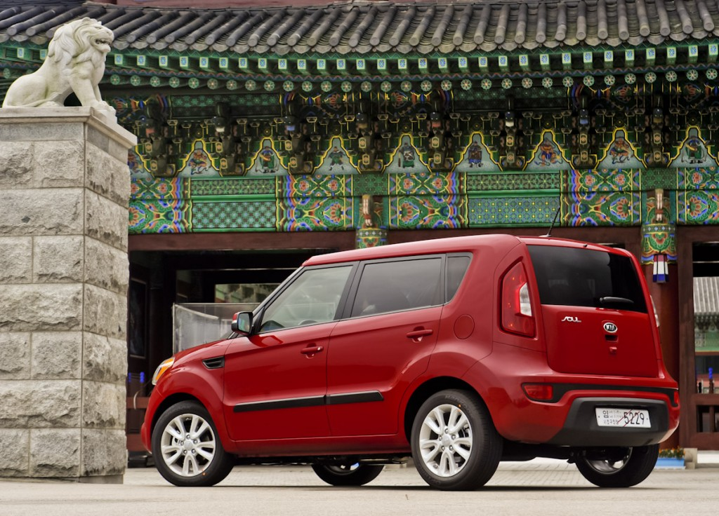 2013 Kia Soul - Photo Gallery