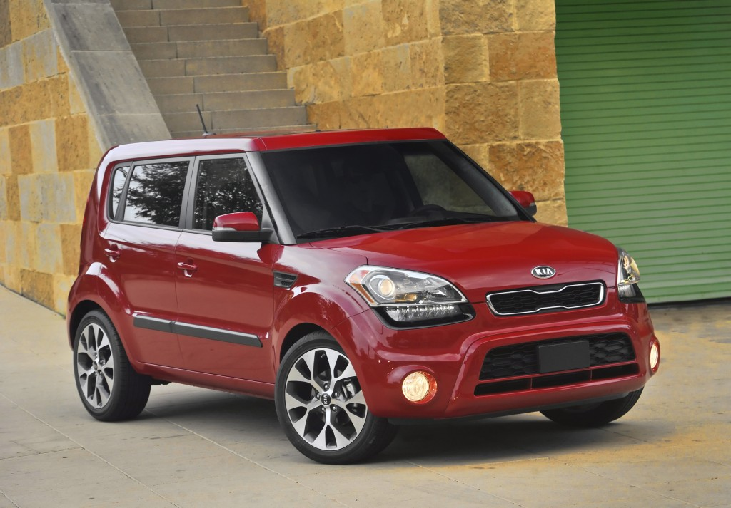 2013 Kia Soul Pictures Photos Gallery The Car Connection