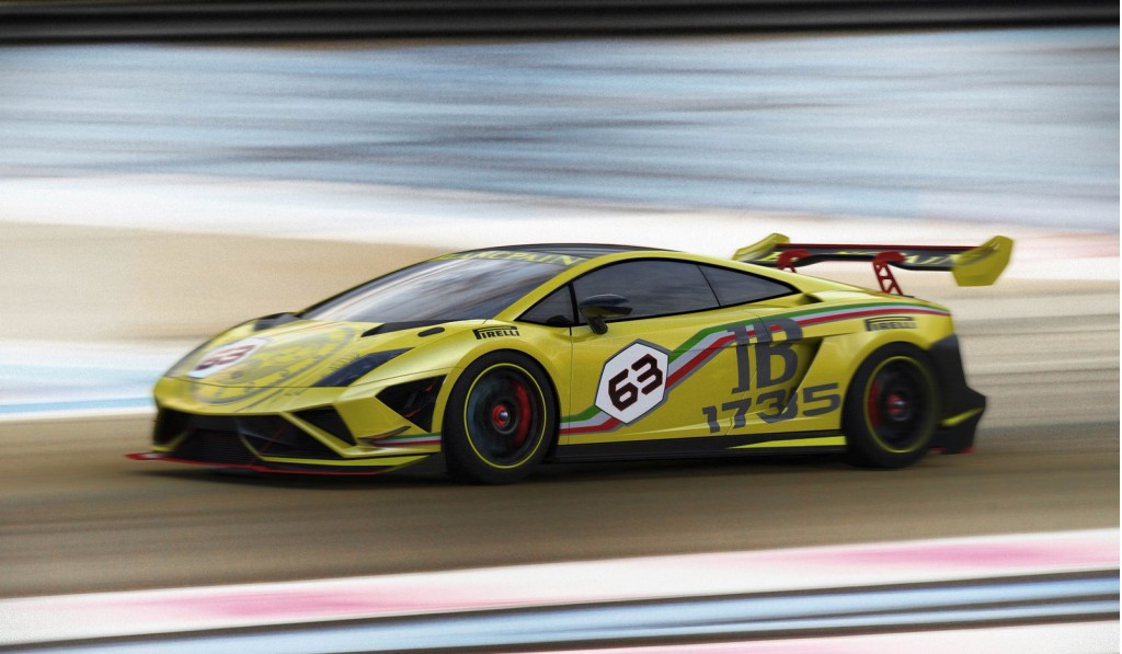 Lamborghini Reveals 2013 Super Trofeo Race Car, Hints At U.S. Series