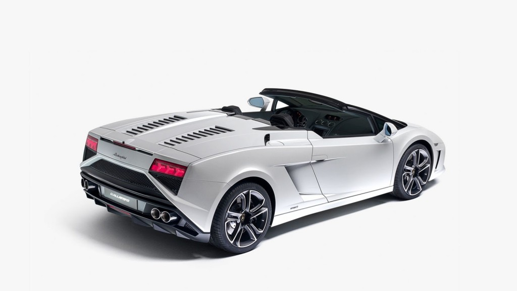 2013 Lamborghini Gallardo Spyder Preview
