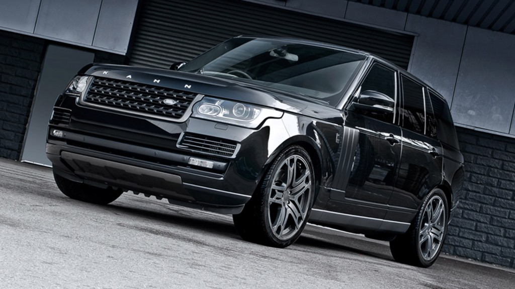 A Kahn Design S 2013 Range Rover Is Bespoke Tuning At Its
