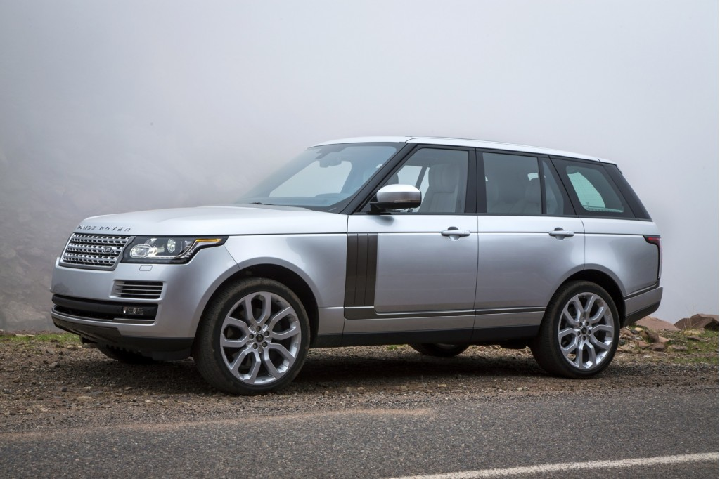 2013 range rover waiting list already stretches 6 12 months. Black Bedroom Furniture Sets. Home Design Ideas
