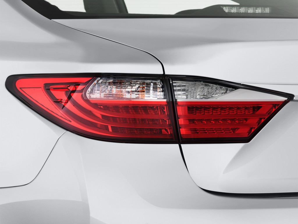 Image: 2013 Lexus ES 350 4-door Sedan Tail Light, size ...