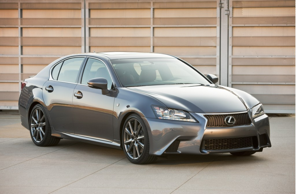 2013 lexus gs 350 f sport to be fully revealed at 2011. Black Bedroom Furniture Sets. Home Design Ideas