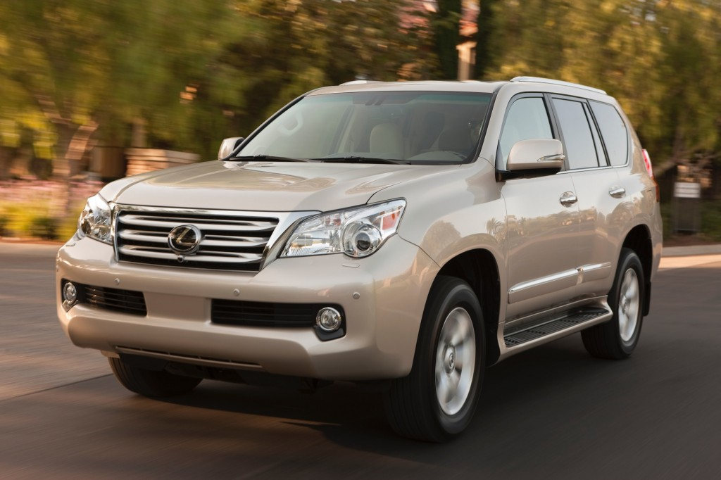 2013 Lexus Gx 460 Priced From 54 320
