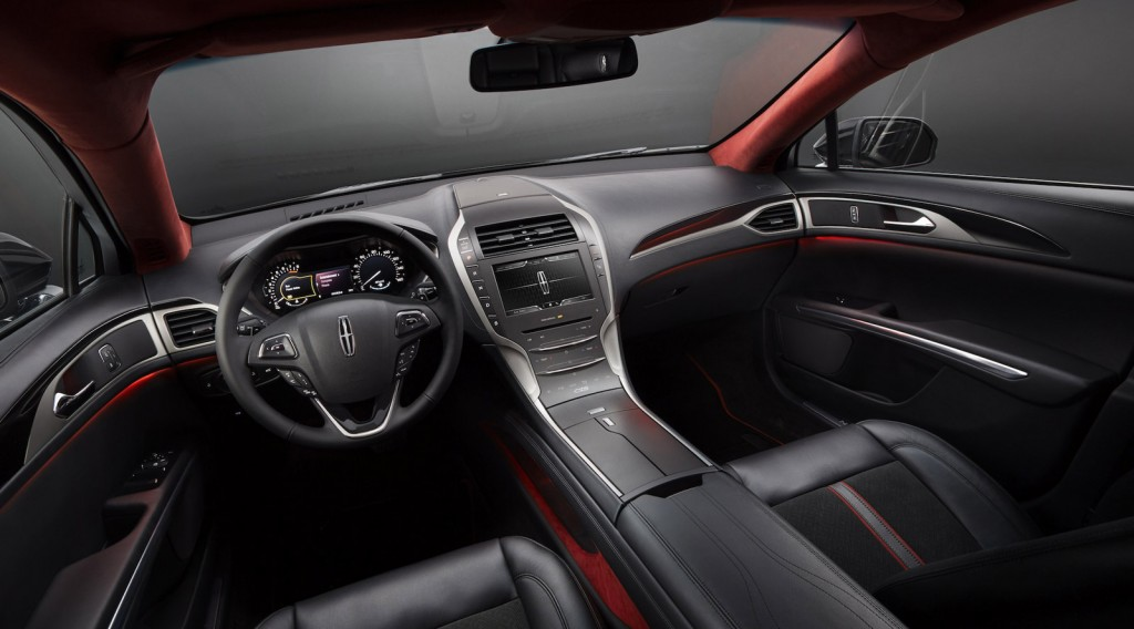 Lincoln Previews Premium Black Label Trim On MKZ And MKC ...