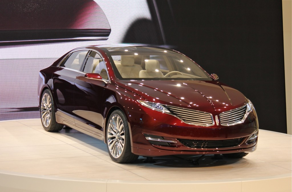2012 Lincoln Mkz Hybrid Review >> 2013 Lincoln MKZ Pictures/Photos Gallery - MotorAuthority