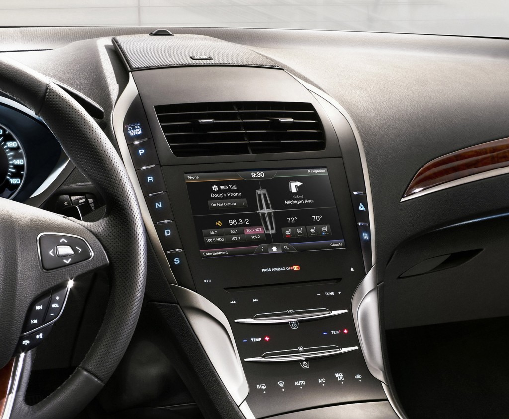 2013 Lincoln Mkz Hybrid Pricing And Details Announced