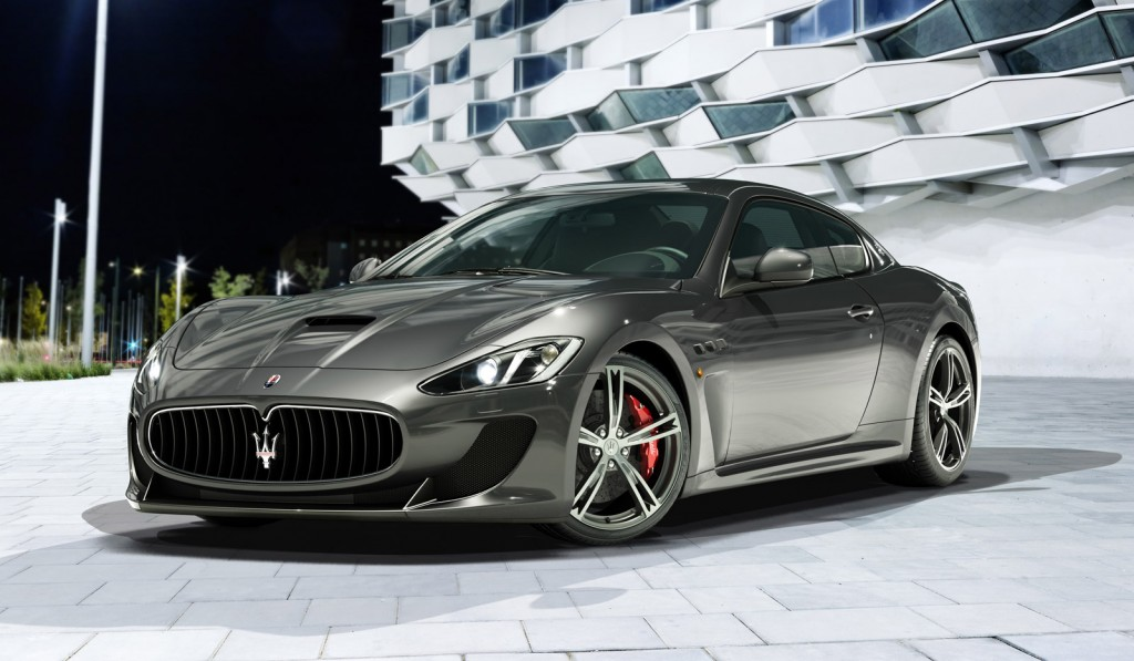 maserati updates granturismo mc stradale for 2013 geneva show. Black Bedroom Furniture Sets. Home Design Ideas