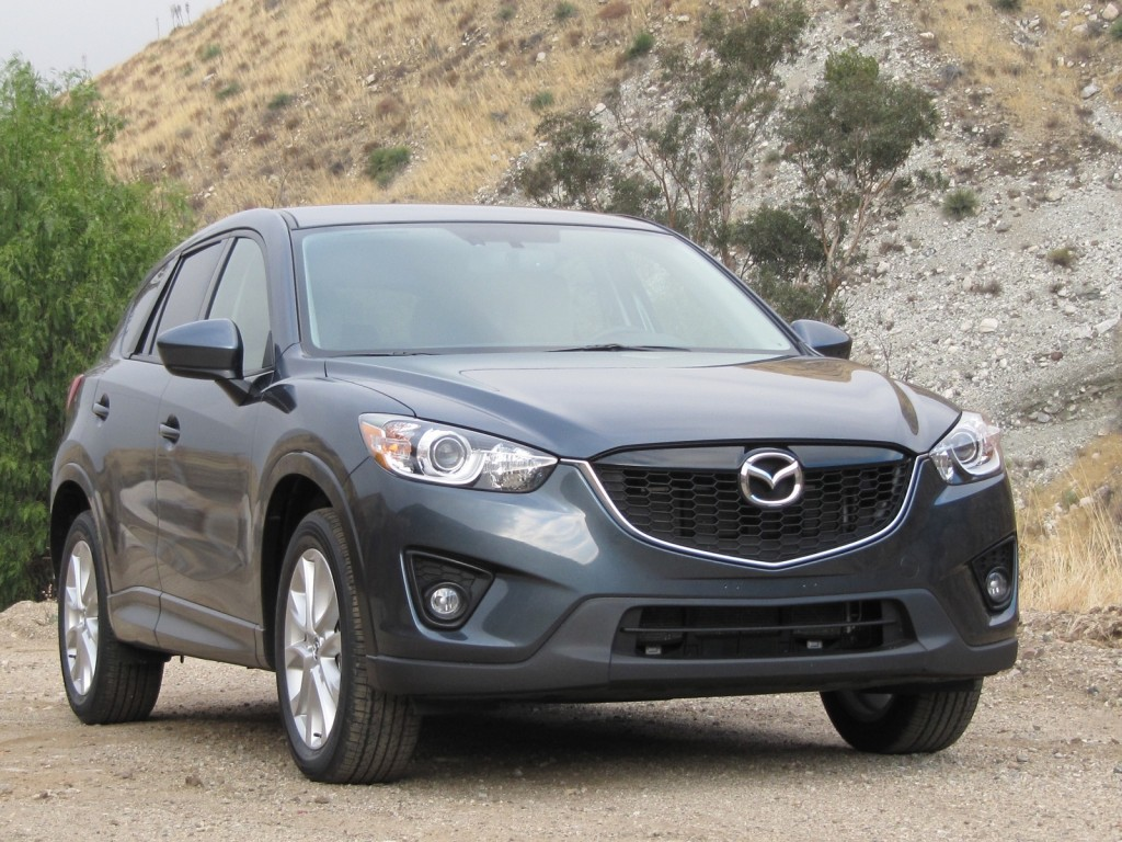 2013 mazda cx 5 first drive of all new compact crossover. Black Bedroom Furniture Sets. Home Design Ideas