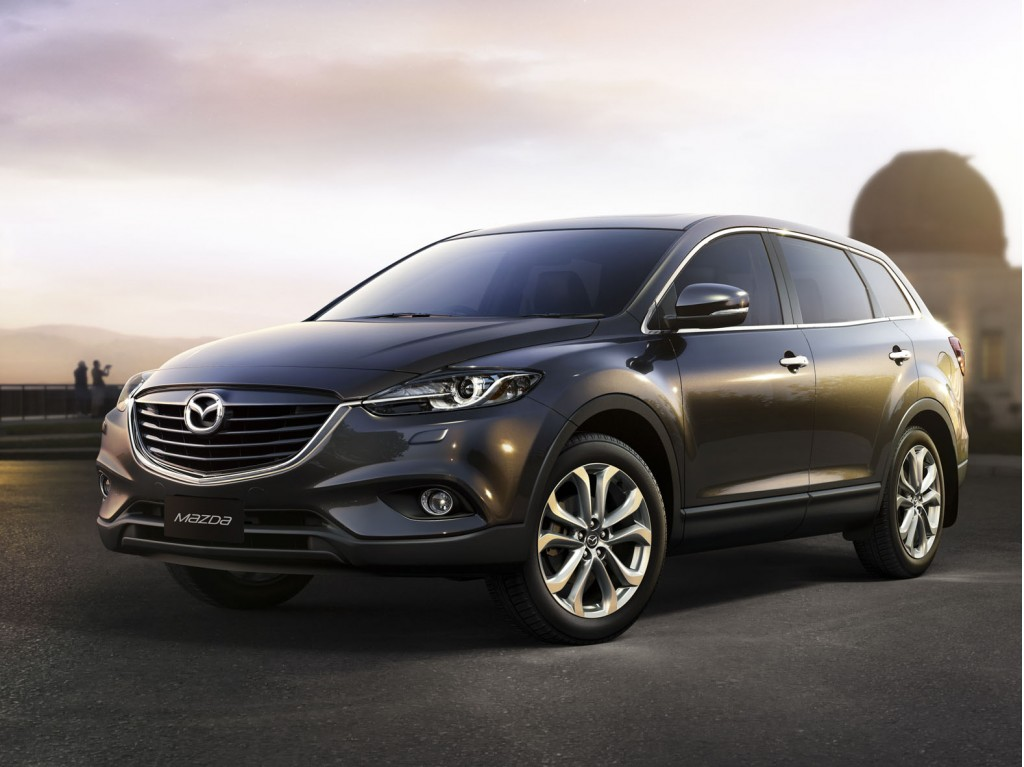 2013 mazda cx 9 pictures photos gallery motorauthority. Black Bedroom Furniture Sets. Home Design Ideas