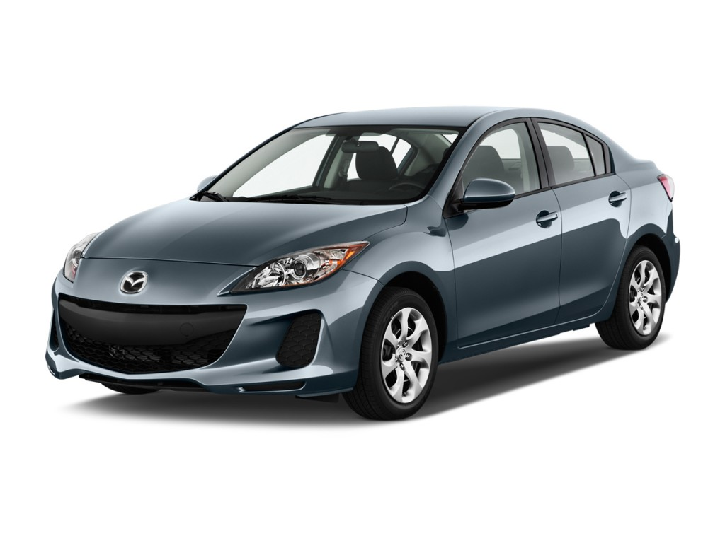 Image 2013 Mazda Mazda3 4 Door Sedan Auto I Sv Angular