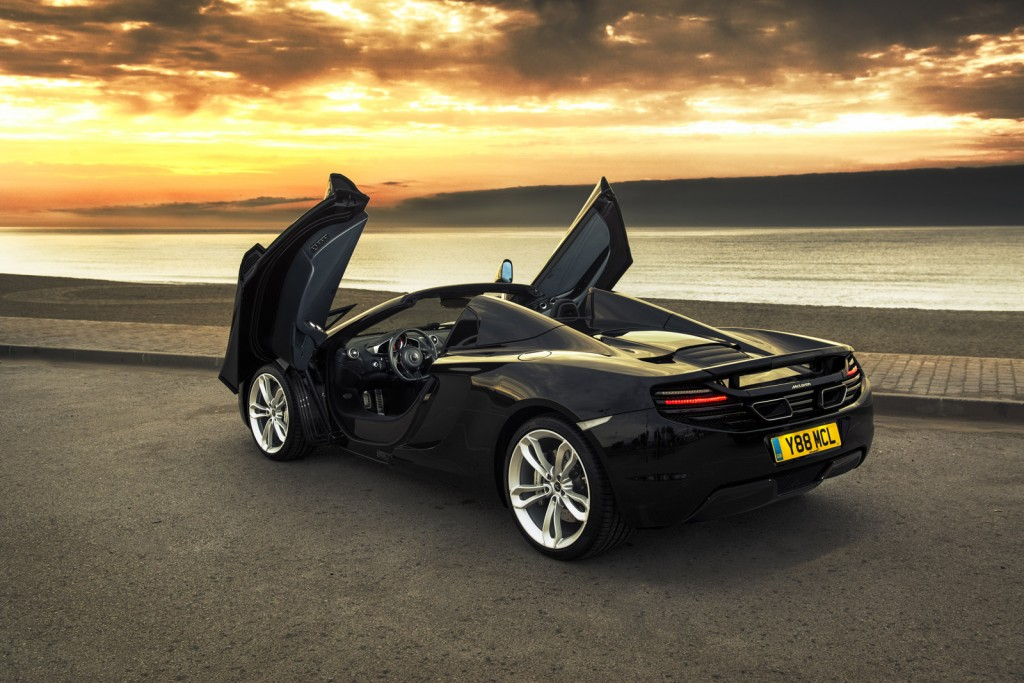 2013 mclaren mp4 12c spider mega gallery. Black Bedroom Furniture Sets. Home Design Ideas