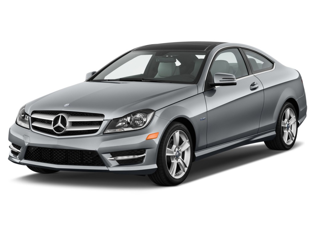 2013 Mercedes Benz C Class 2 Door Coupe C250 Rwd Angular