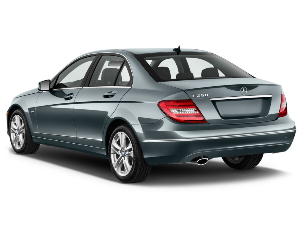 Exterior design comparison 2013 mercedes benz c class vs - Mercedes c class coupe 2014 ...