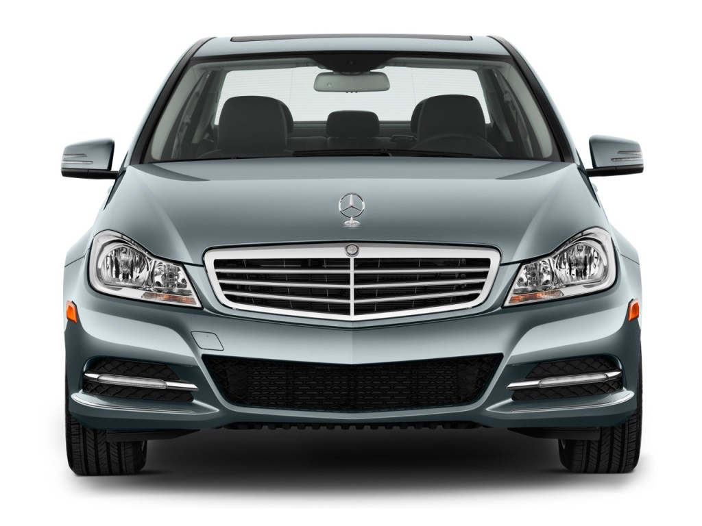 Image 2013 mercedes benz c class 4 door sedan c250 luxury for 2013 mercedes benz c class