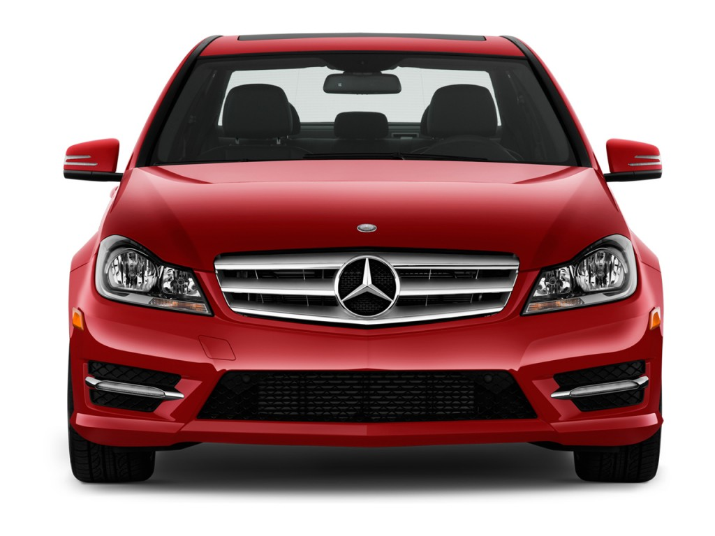 Image 2013 mercedes benz c class 4 door sedan c250 sport for 2013 mercedes benz c class sedan
