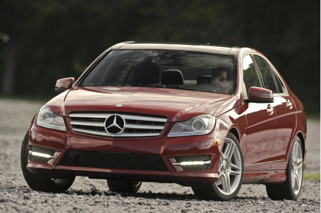 2013 mercedes benz c class sedan