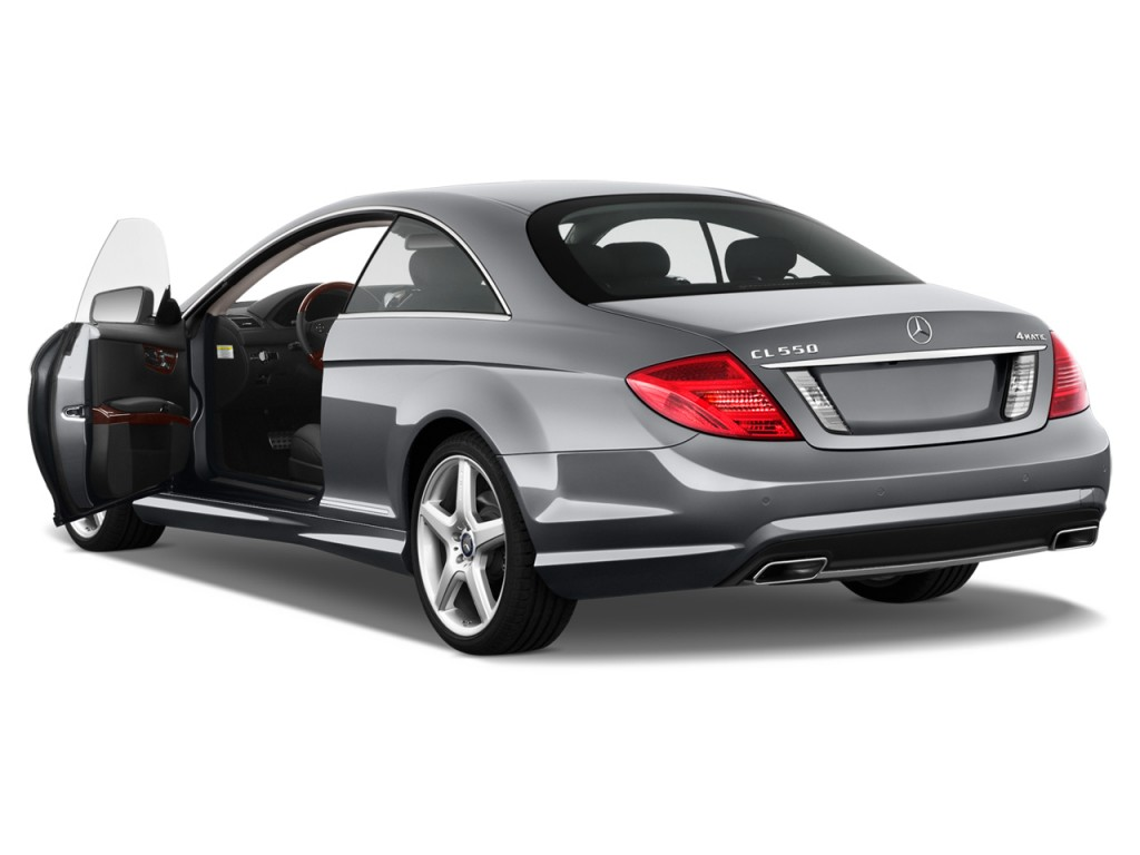 image 2013 mercedes benz cl class 2 door coupe cl550