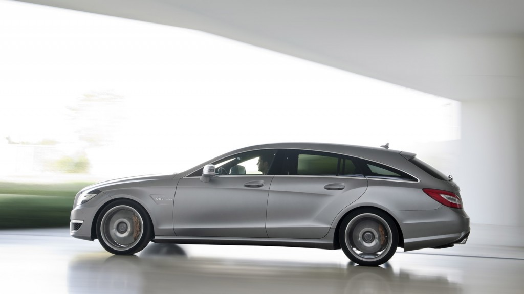 2013 mercedes benz cls63 amg shooting brake revealed. Black Bedroom Furniture Sets. Home Design Ideas