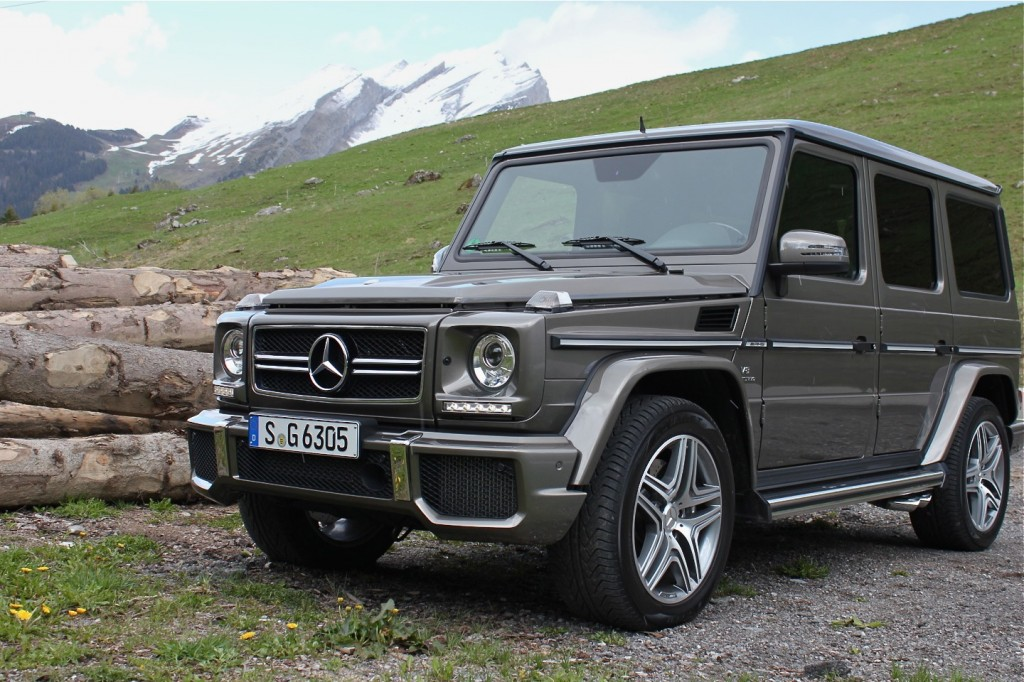 2013 mercedes benz g class pictures photos gallery green for Mercedes benz g class pictures