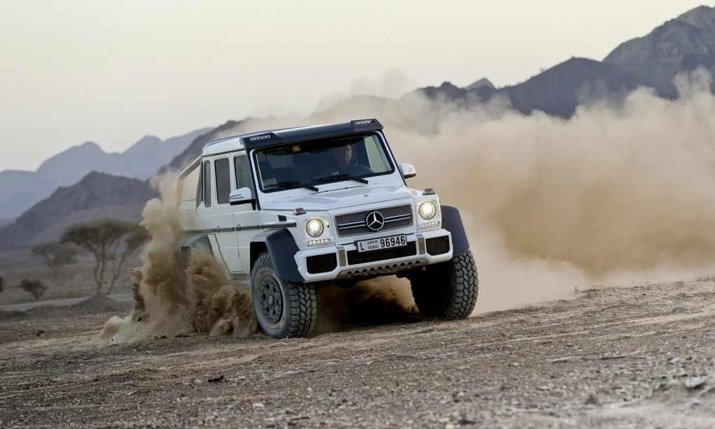 2013 mercedes benz g63 amg 6x6 mega gallery for Mercedes benz g63 6x6 amg