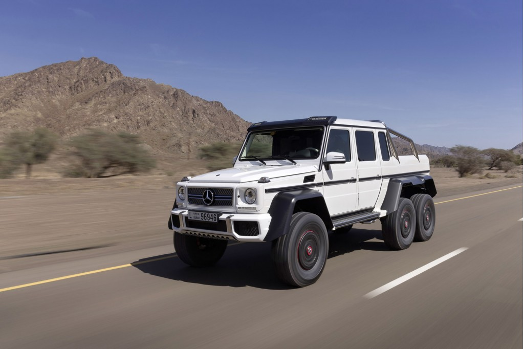 2013 mercedes benz g63 amg 6x6 mega gallery. Black Bedroom Furniture Sets. Home Design Ideas
