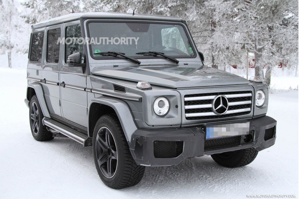 2016 mercedes benz g class pricing starts at 120 825 page 4 for Mercedes benz g63 amg 2013 price