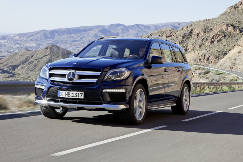 2013 mercedes benz gl class first drive and video road test
