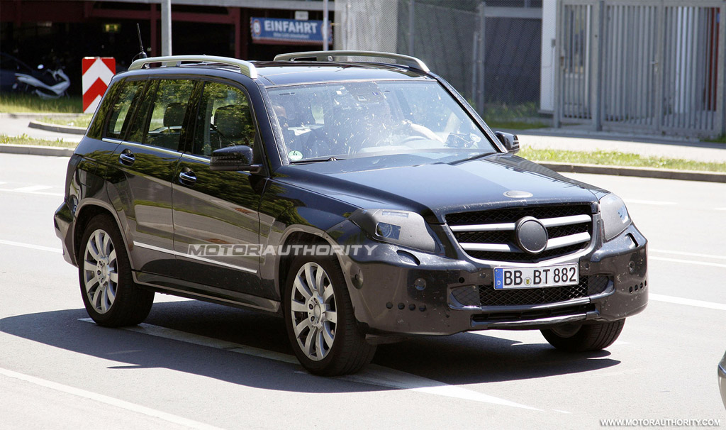 2013 mercedes benz glk diesel coming to u s this fall for Mercedes benz glk class 2013