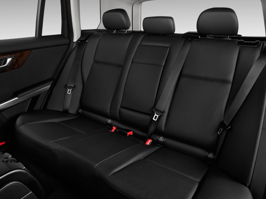 Image 2013 mercedes benz glk class rwd 4 door glk350 rear for Mercedes benz replacement seat covers