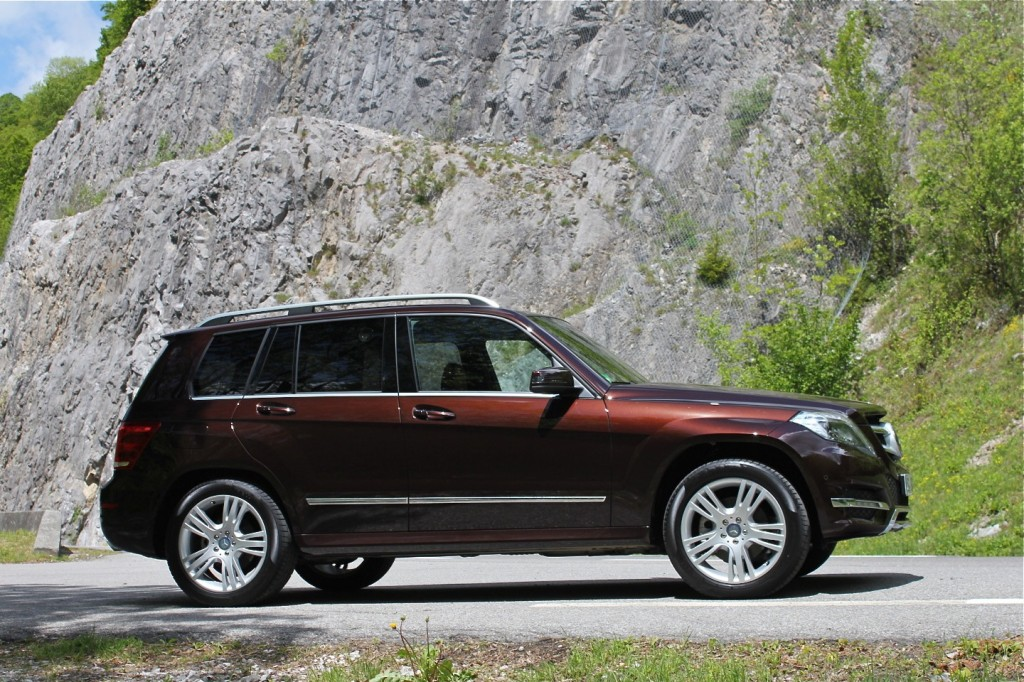2013 mercedes benz glk class first drive. Black Bedroom Furniture Sets. Home Design Ideas